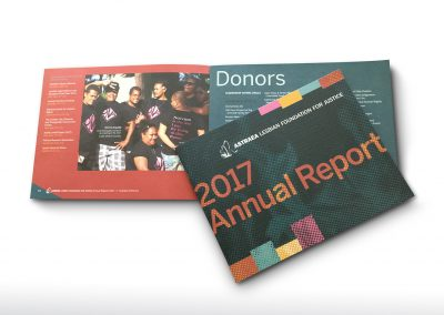Astraea Foundation Annual Report